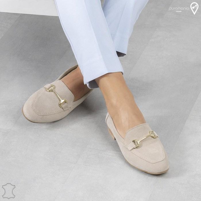 Sapato ELEGANT Taupe