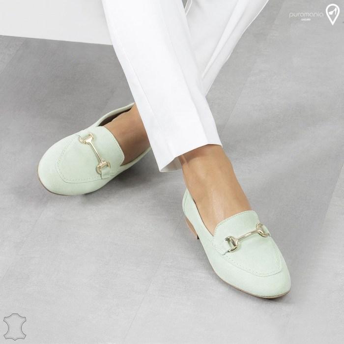 Sapato ELEGANT Verde