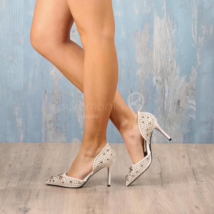 Sapato MACERA Beige