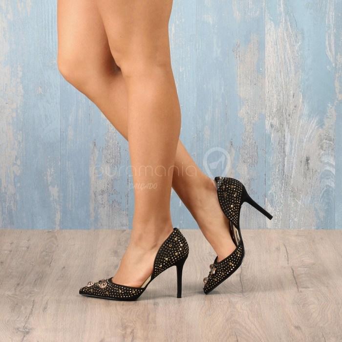 Sapato MACERA Preto