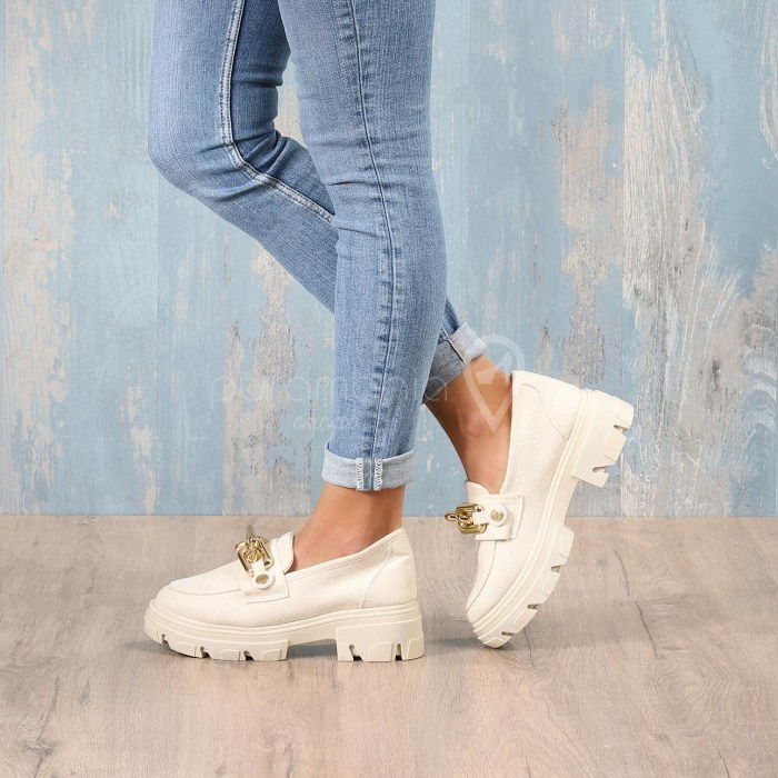 Sapato JULIE Beige