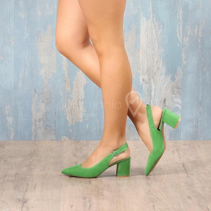 Sapato VERANIS Verde