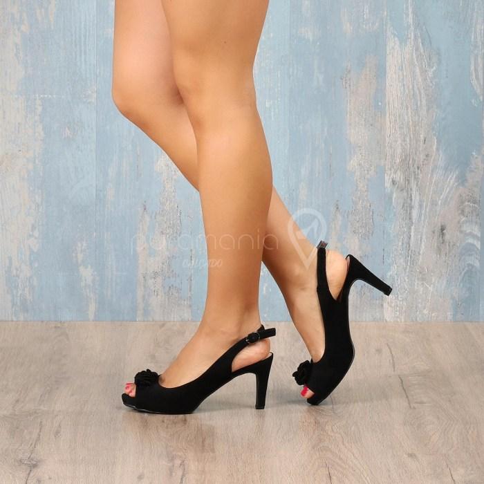 Sapato MEDITATE Preto