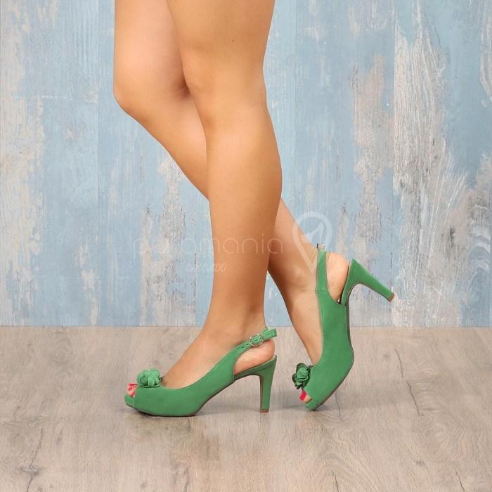 Sapato MEDITATE Verde