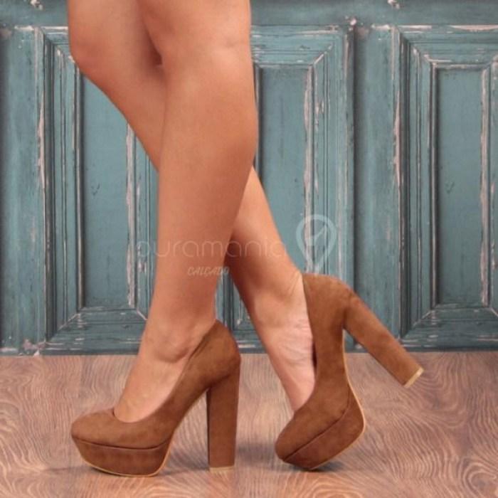 Sapato CAFENOIR Camel