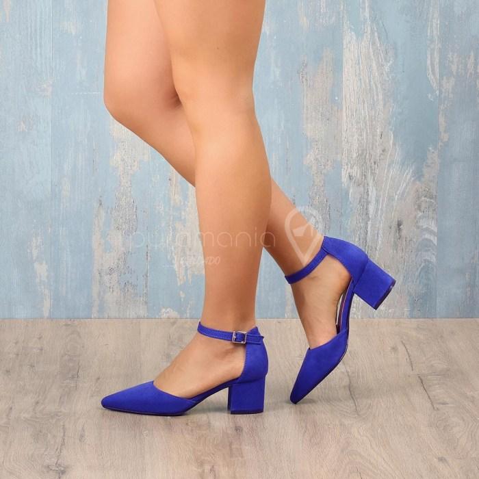 Sapato TEMPTED Azul