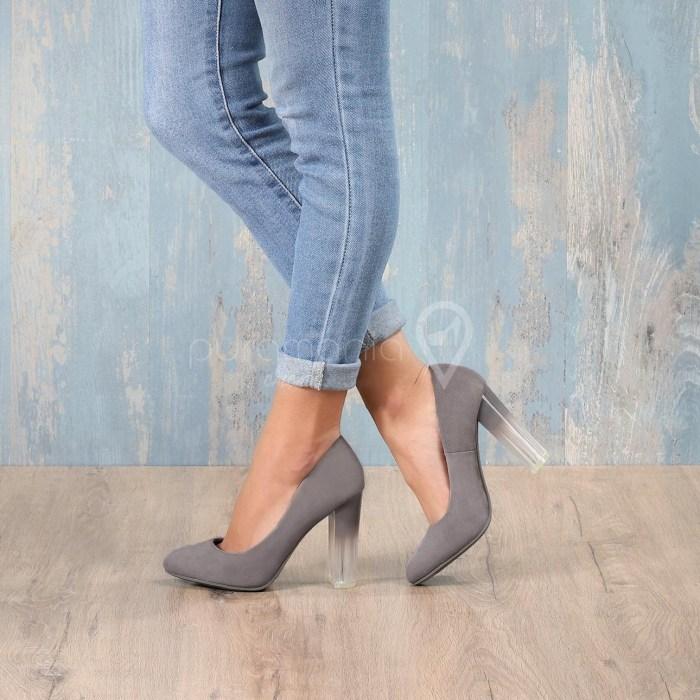 Sapato FADE Cinza