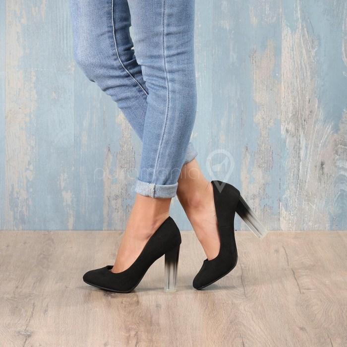 Sapato FADE Preto