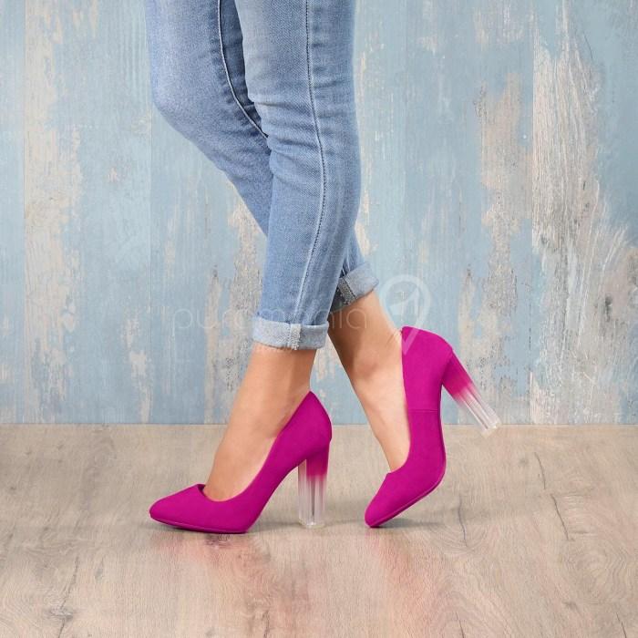 Sapato FADE Rosa