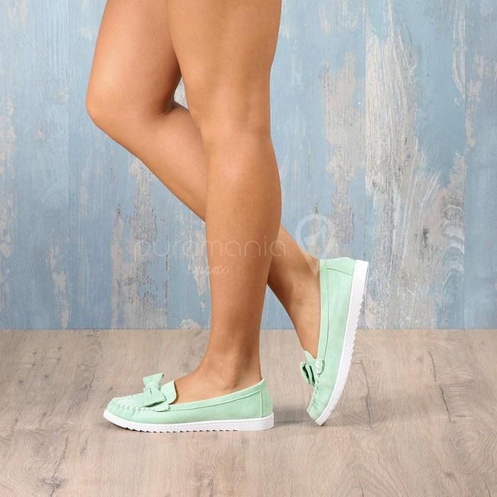 Sapato LENKA Verde