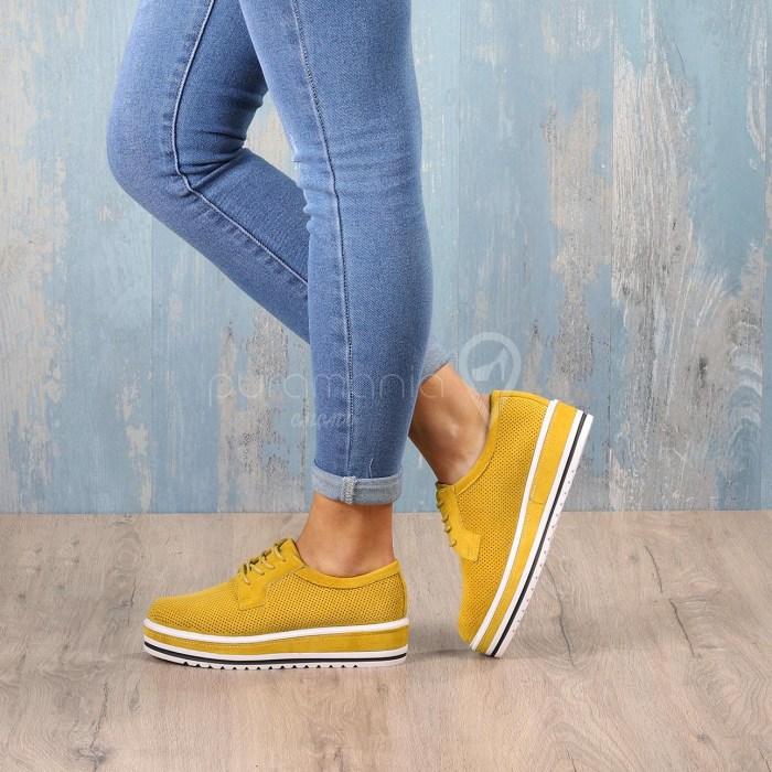 Sapato DOROTY Amarelo
