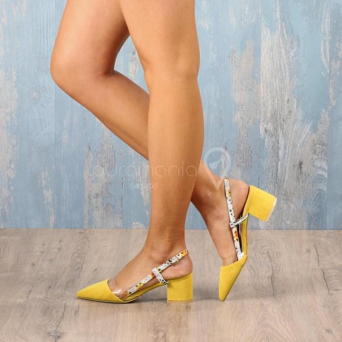 Sapato FIRSTSIGHT Amarelo