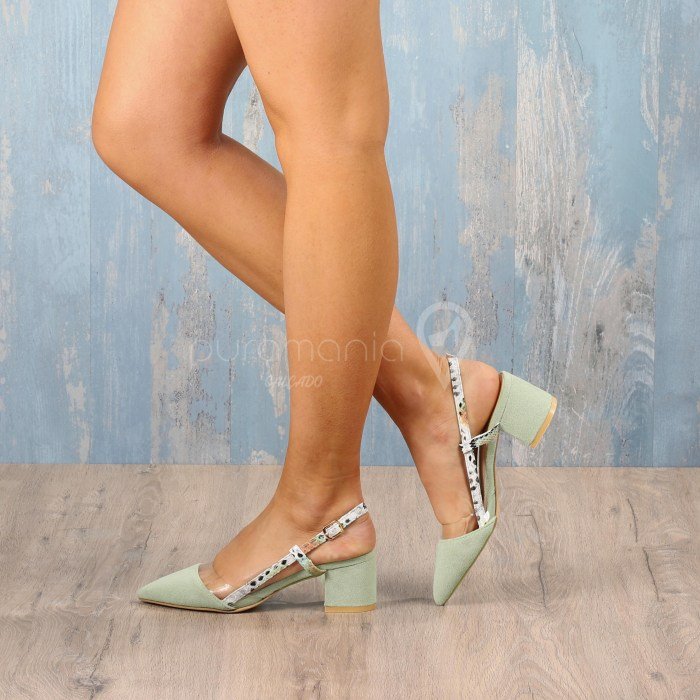 Sapato FIRSTSIGHT Verde