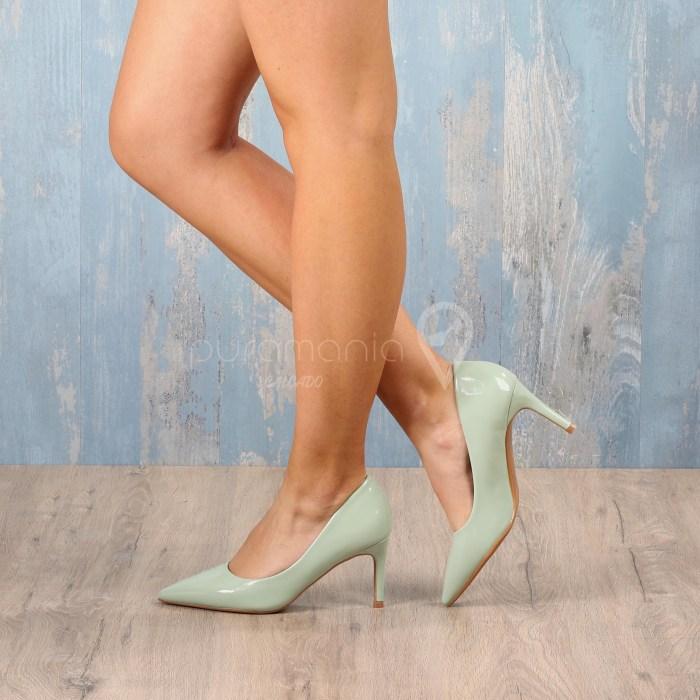 Sapato CHERIE Verde