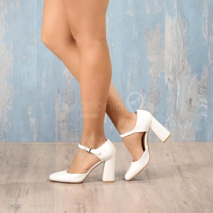 Sapato IRRESISTIBLE Branco