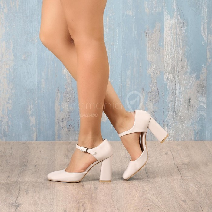 Sapato IRRESISTIBLE Nude