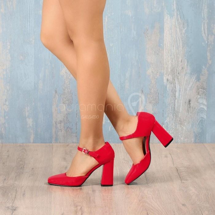 Sapato IRRESISTIBLE Vermelho