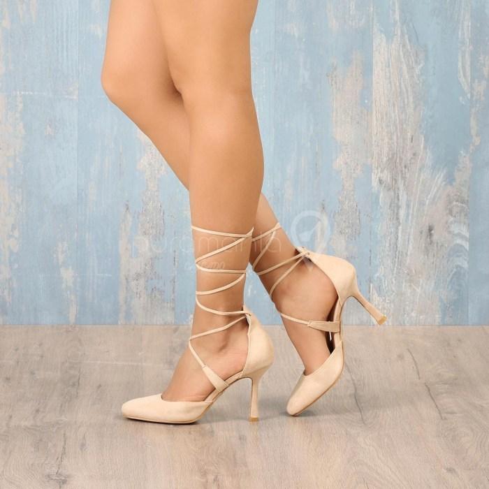 Sapato LILAC Beige