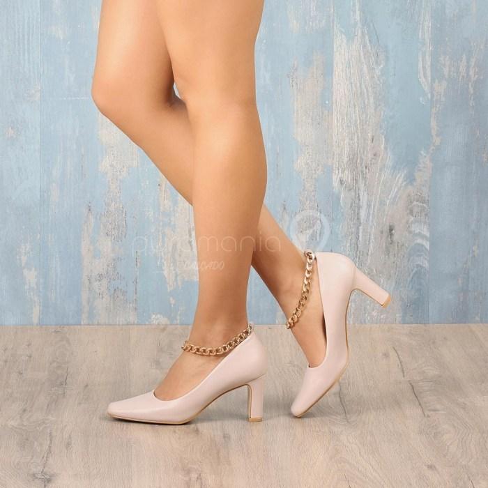 Sapato EDEN Nude