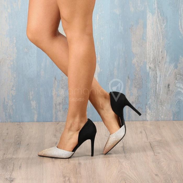 Sapato LANNA Dourado