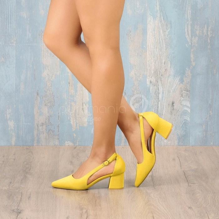 Sapato ARENAL Amarelo