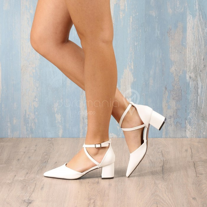 Sapato BE YOUNG Branco