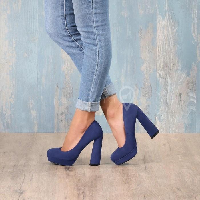 Sapato KATEDRAL Azul