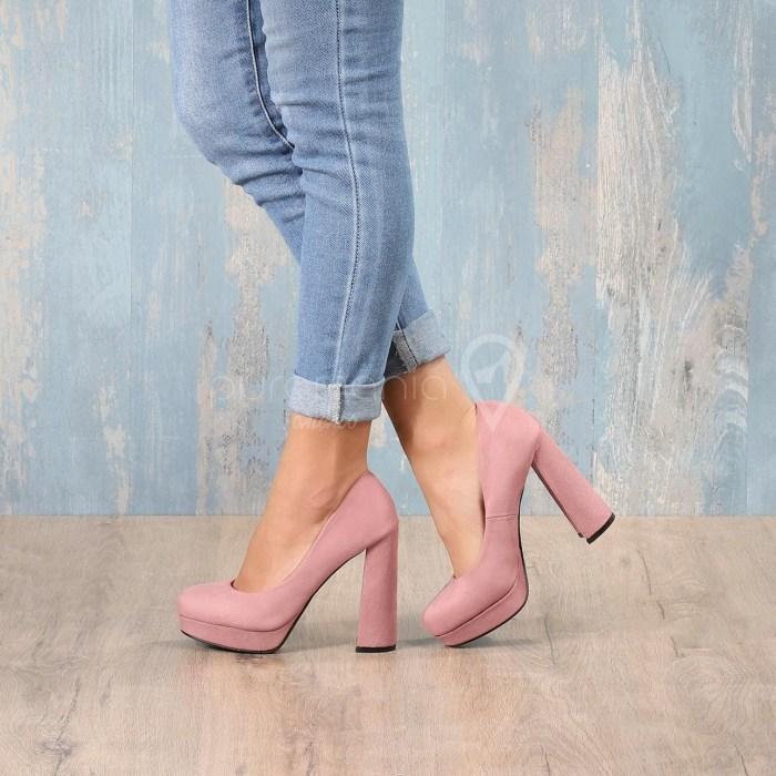 Sapato KATEDRAL Rosa