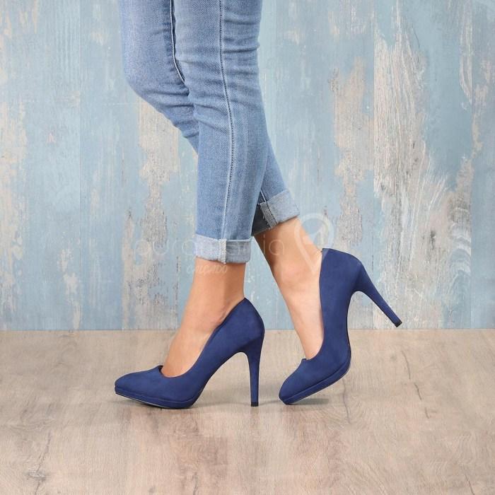 Sapato ANYA Azul