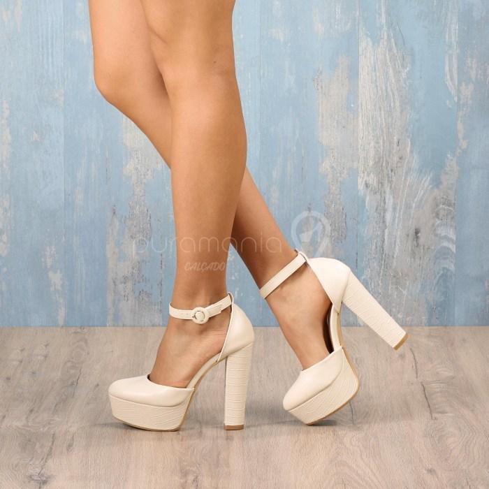 Sapato ALIVE Beige