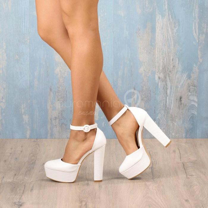 Sapato ALIVE Branco