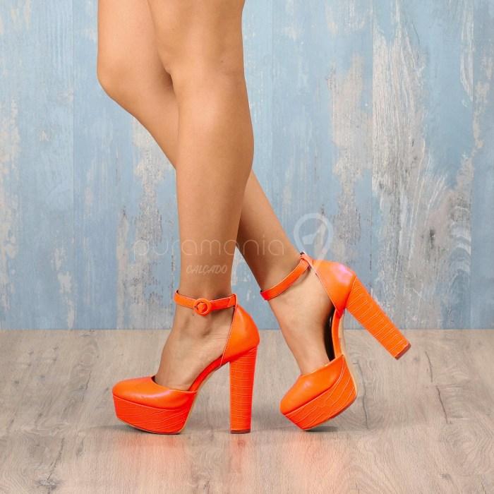 Sapato ALIVE Laranja