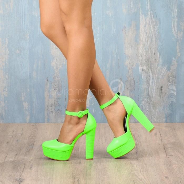 Sapato ALIVE Verde