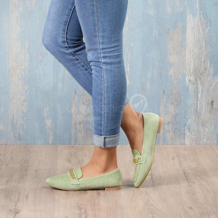 Sapato NOBEL Verde