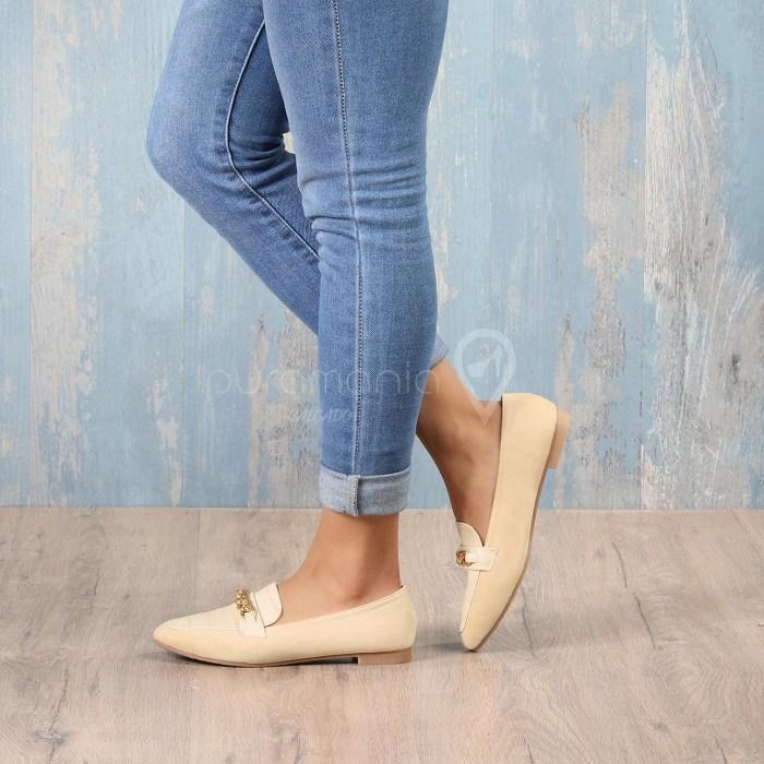 Sapato MADEMOISELLE Beige
