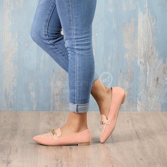 Sapato MADEMOISELLE Rosa