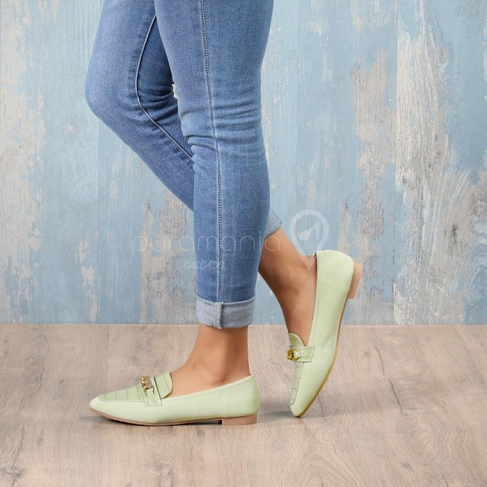 Sapato MADEMOISELLE Verde