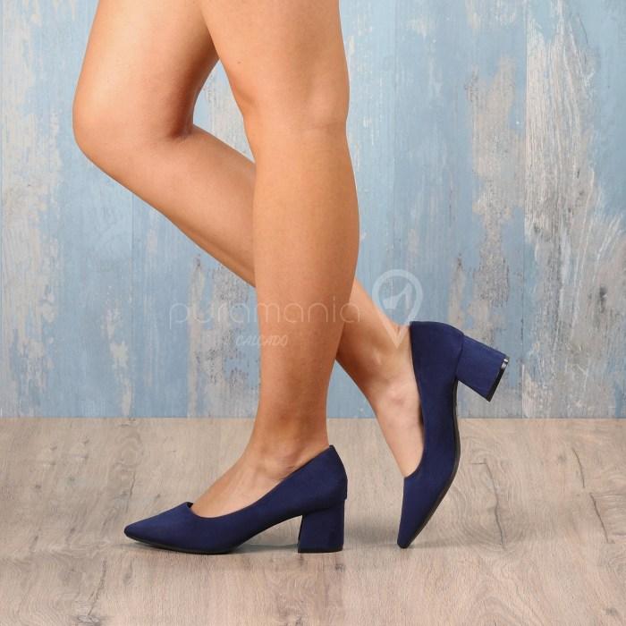 Sapato FLORY Azul