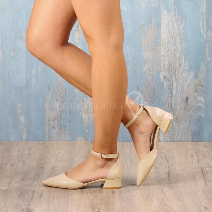 Sapato DELANA Beige