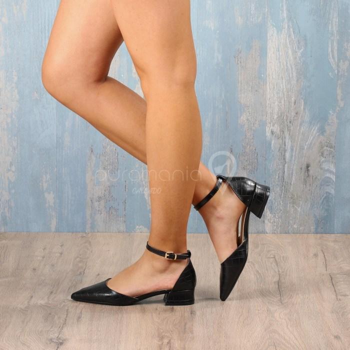 Sapato DELANA Preto