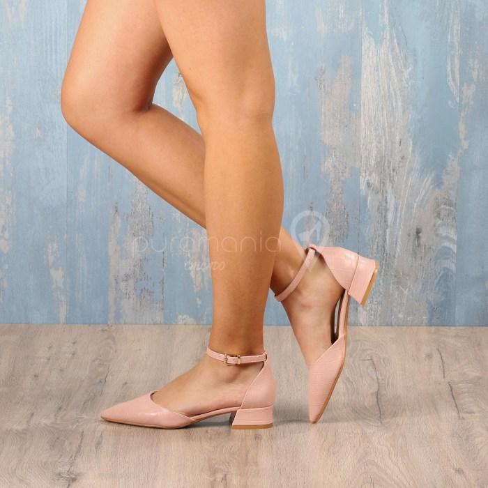 Sapato DELANA Rosa