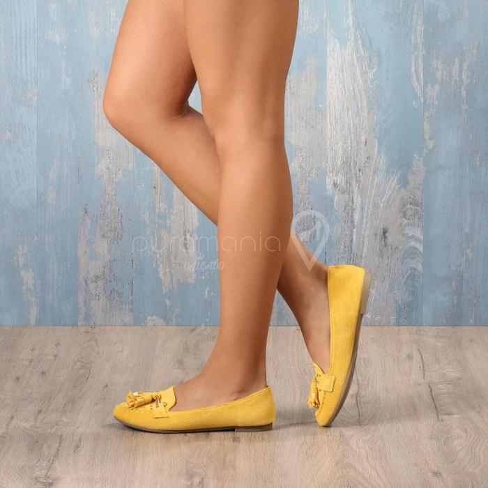 Sapato VIOLIN Amarelo