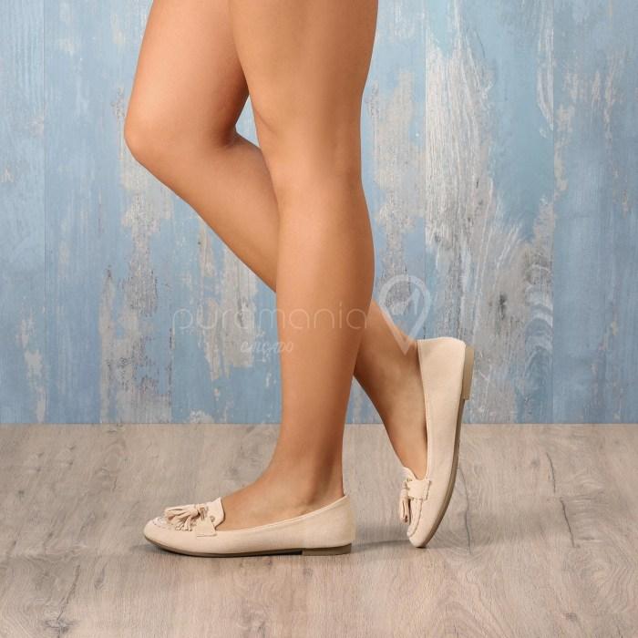Sapato VIOLIN Beige