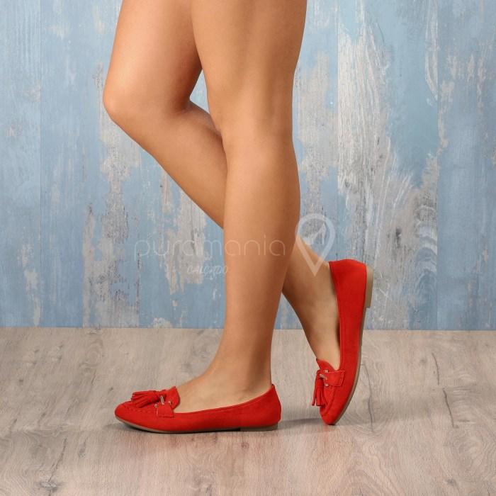 Sapato VIOLIN Vermelho