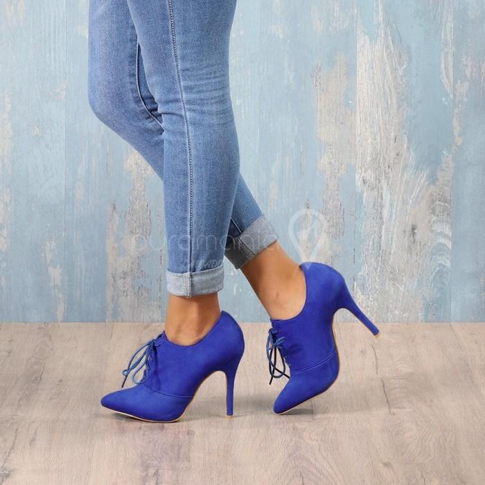 Sapato WAYNE Azul