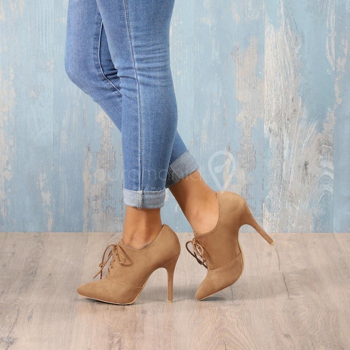 Sapato WAYNE Camel