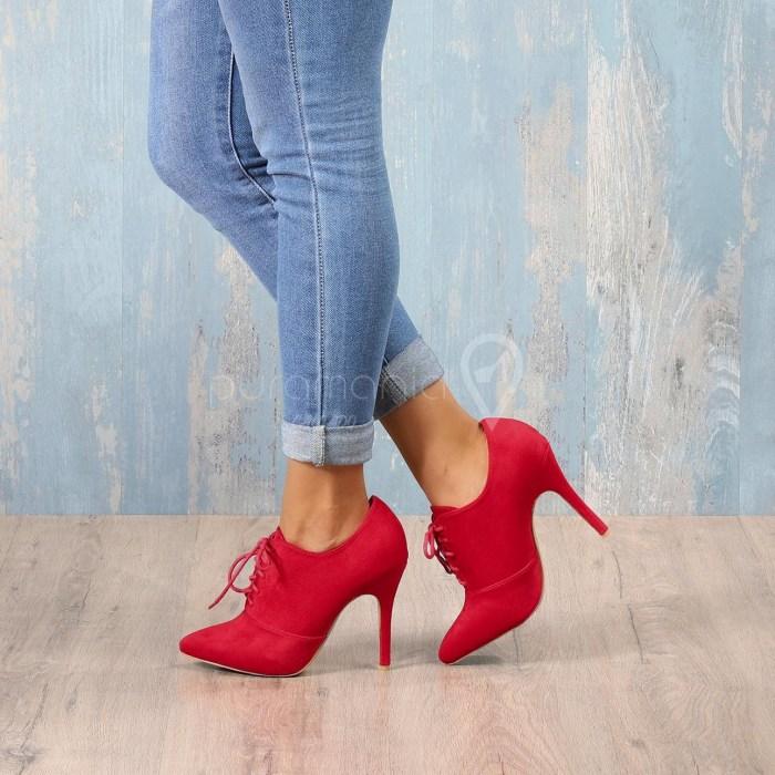 Sapato WAYNE Vermelho