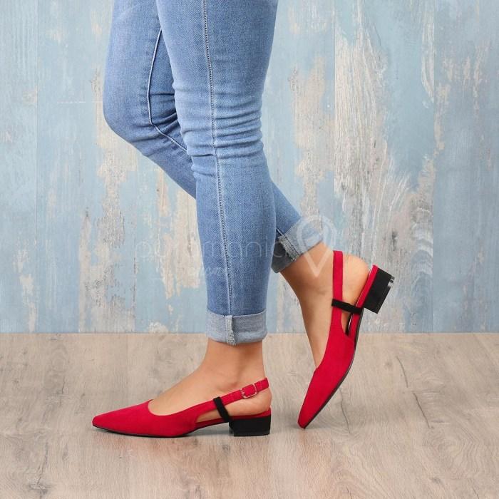 Sapato DIVINA Vermelho