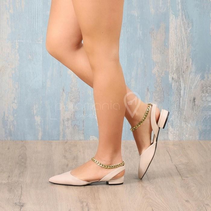 Sapato ORIENTE Beige