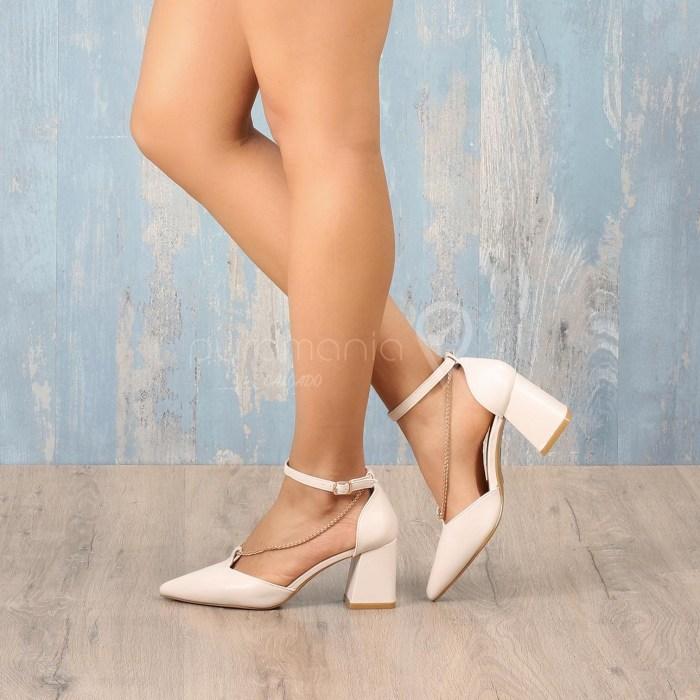 Sapato ANGELIS Beige